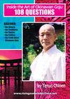 INSIDE THE ART OF OKINAWAN GOJU – 108 QUESTIONS