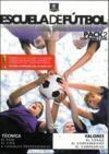 ESCUELA DE FUTBOL 3 DVD. TÉCNICA. EL PASE. EL TIRO. 6 CONSEJOS PROFESIONALES PACK 2