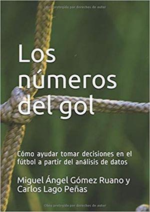 LOS NÚMEROS DEL GOL: CÓMO AYUDAR TOMAR DECISIONES EN EL FÚTBOL A PARTIR DEL ANÁLISIS DE DATOS