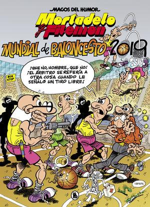 MORTADELO Y FILEMÓN: MUNDIAL BALONCESTO 2019 (MAGOS DEL HUMOR 199)
