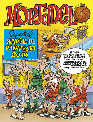 ESPECIAL MUNDIAL BALONCESTO 2019