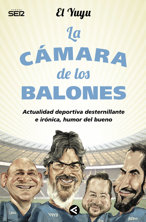 LA CÁMARA DE LOS BALONES: ACTUALIDAD DEPORTIVA DESTERNILLANTE E IRÓNICA, HUMOR DEL BUENO
