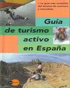 GUÍA DE TURISMO ACTIVO EN ESPAÑA