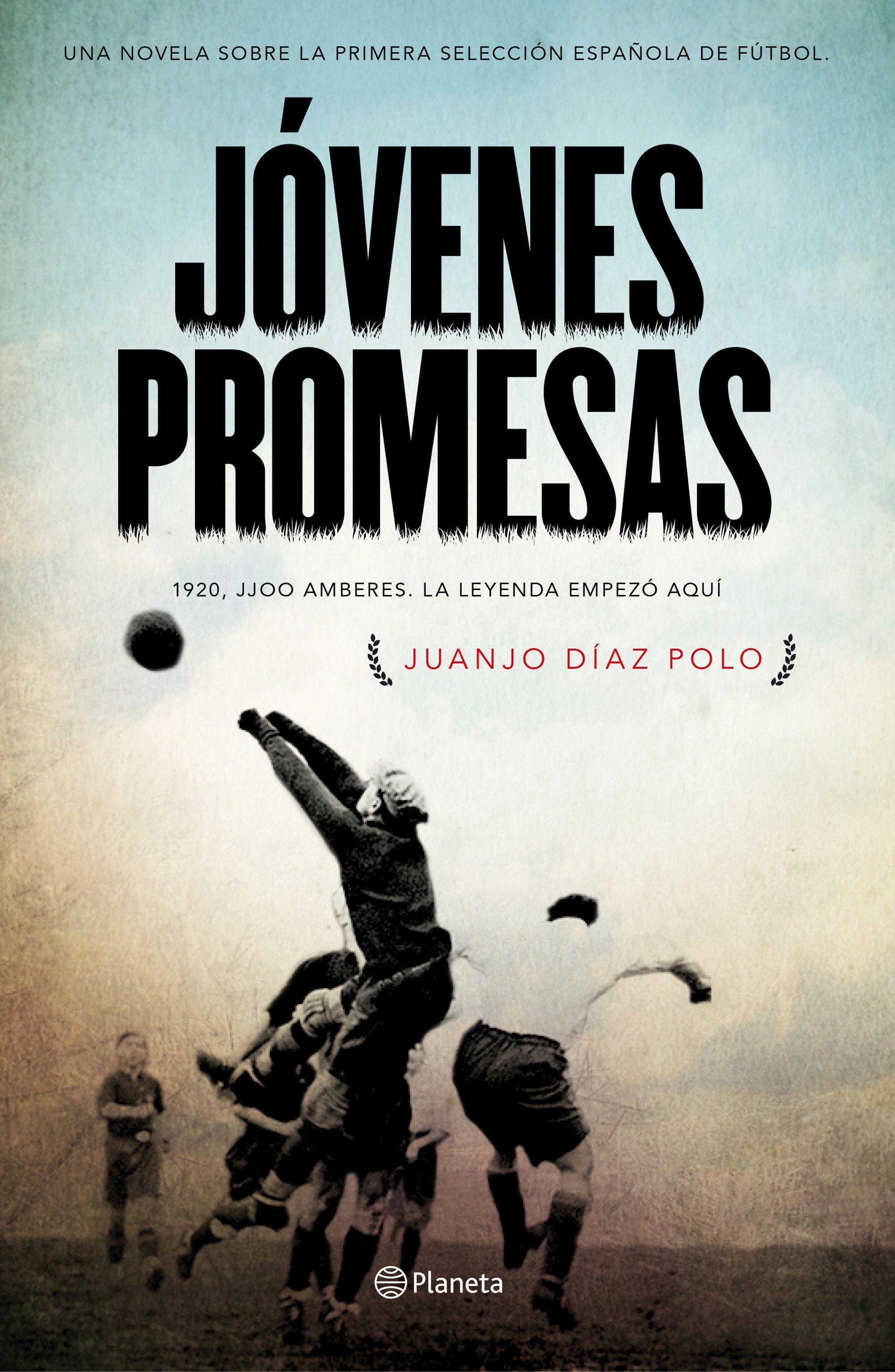 JOVENES PROMESAS. 1920. JJOO AMBERES. LA LEYENDA EMPEZO AQUÍ.