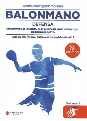 BALONMANO: DEFENSA. SISTEMA DE JUEGO DEFENSIVO 4:1:1