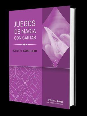 JUEGOS DE MAGIA CON CARTAS 3 SUPER LIGHT