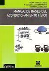 MANUAL DE BASES DEL ACONDICIONAMIENTO FÍSICO