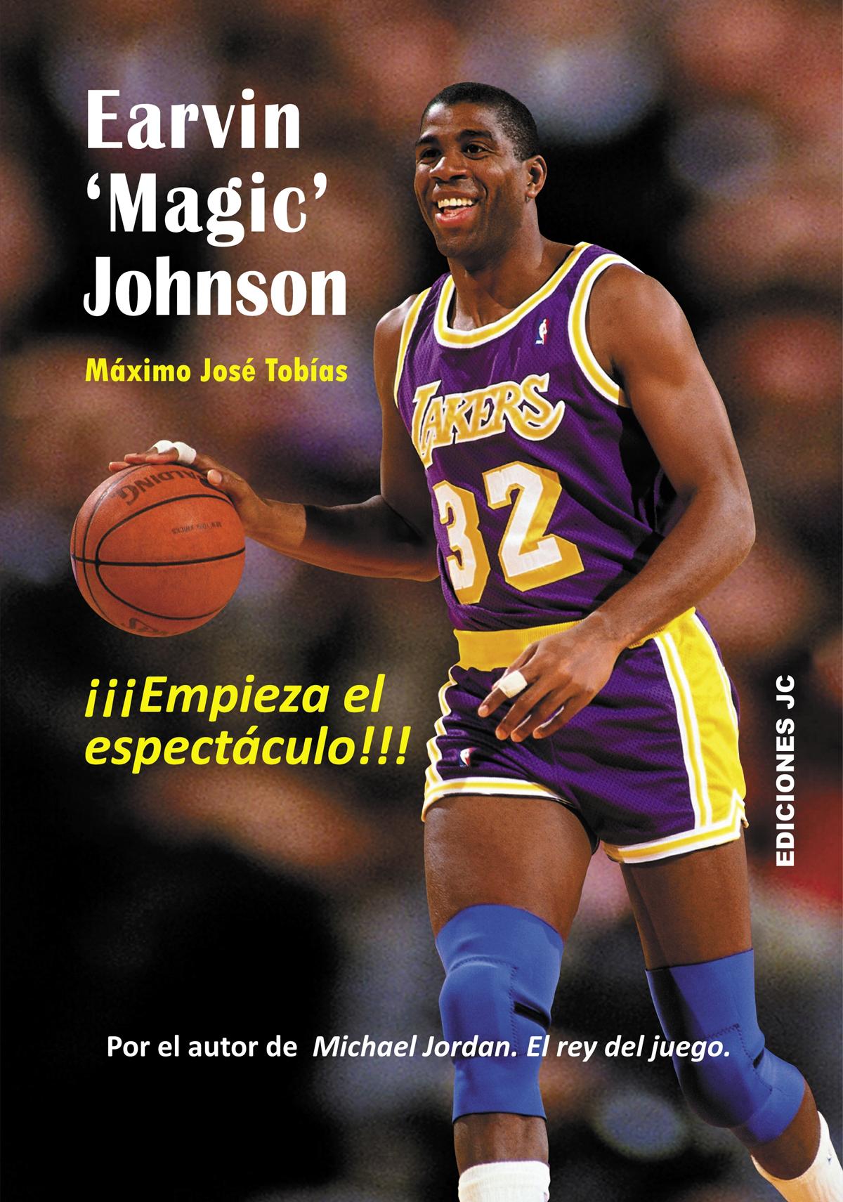 EARVIN 'MAGIC' JOHNSON. EMPIEZA EL ESPECTÁCULO