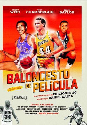 BALONCESTO DE PELÍCULA. HISTORIAS DE LA NBA A TRAVÉS DEL CINE