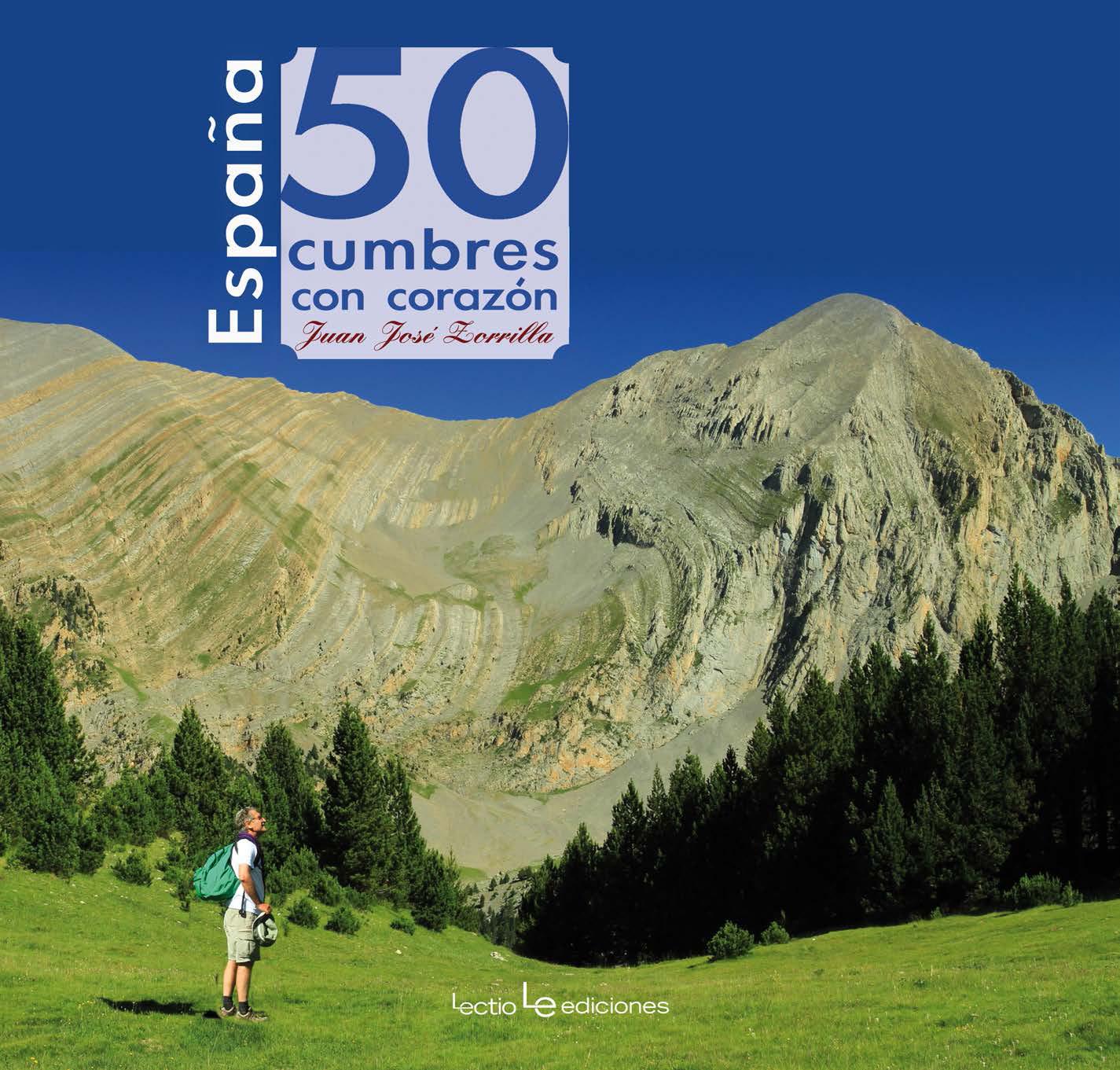 ESPAÑA: 50 CUMBRES CON CORAZÓN