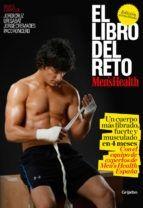 EL LIBRO DEL RETO MEN'S HEALTH (MEN'S HEALTH). UN CUERPO MÁS FIBRADO, FUERTE Y MUSCULADO EN 4 MESES