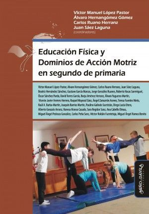 EDUCACIÓN FÍSICA Y DOMINIOS DE ACCIÓN MOTRIZ EN SEGUNDO DE PRIMARIA