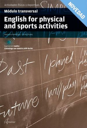 ENGLISH FOR PHYSICAL SPORTS ACTIVITIES CF 19