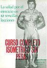 CURSO ISOMETRICO SIN PESAS
