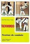 TAEKWONDO TECNICAS DE COMBATE