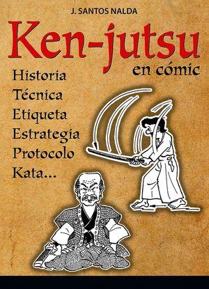 KEN-JUTSU... EN CÓMIC