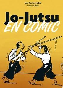 JO- JUTSU EN COMIC