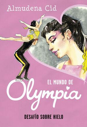 MUNDO DE OLYMPIA 6. DESAFIO SOBRE HIELO