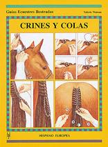 CRINES Y COLAS GUIAS ECUESTRES ILUSTRADAS