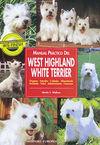 WEST HIGHLAND WHITE TERRIER, MANUAL PRACTICO IRISH FINISH
