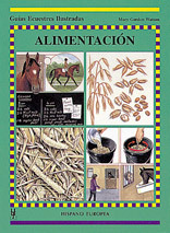ALIMENTACION, GUIAS ESCUESTRES ILUSTRADAS