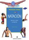 NATACIÓN. PROGRAMA FITNESS. EJERCICIOS, RUTINAS Y PROGRAMAS