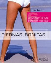 PIERNAS BONITAS. PROGRAMA DE SEIS SEMANAS.