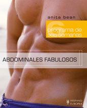 ABDOMINALES FABULOSOS. PROGRAMA DE SEIS SEMANAS