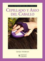 CEPILLADO Y ASEO DEL CABALLO