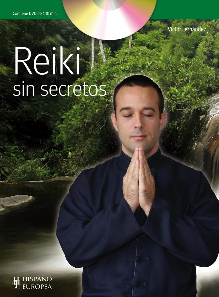 REIKI SIN SECRETOS + DVD. KAYASHI REIKI KENKYUKAI.