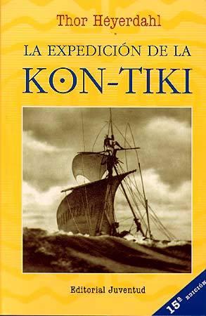 LA EXPEDICIÓN DE LA KON-TIKI 15ª EDICIÓN