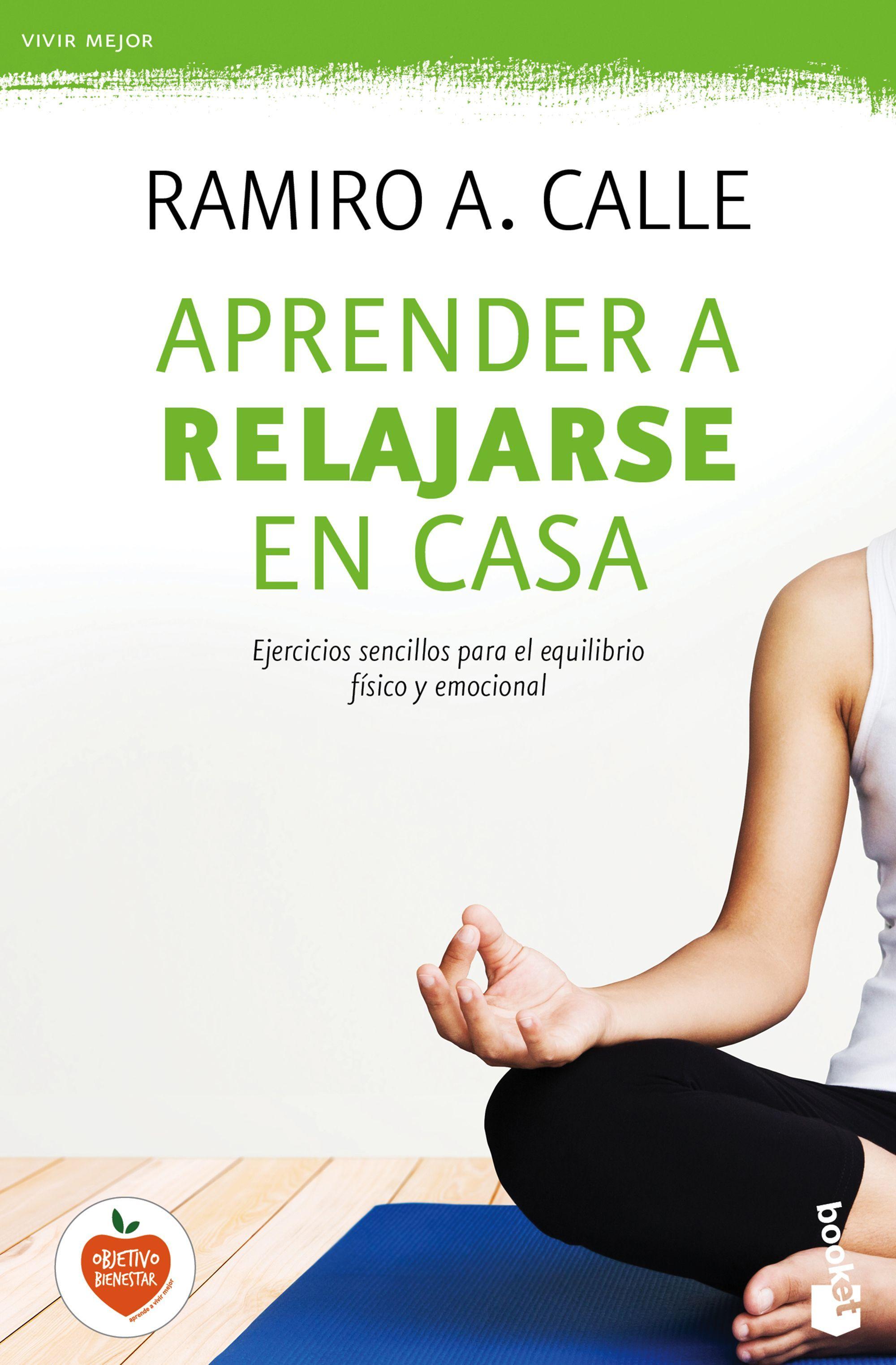 APRENDER A RELAJARSE EN CASA (BOLSILLO)