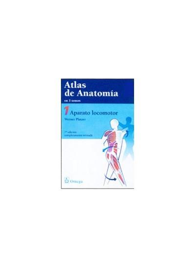 ATLAS DE ANATOMIA. 1 APARATO LOCOMOTOR