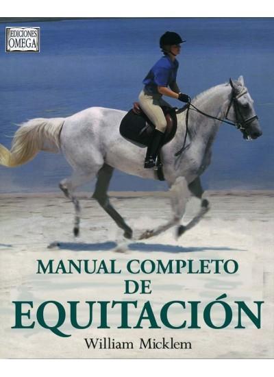 MANUAL COMPLETO DE EQUITACIÓN