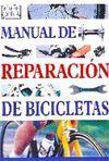 MANUAL DE REPARACIÓN DE BICICLETAS