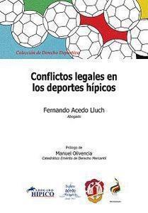 CONFLICTOS LEGALES EN LOS DEPORTES HÍPICOS