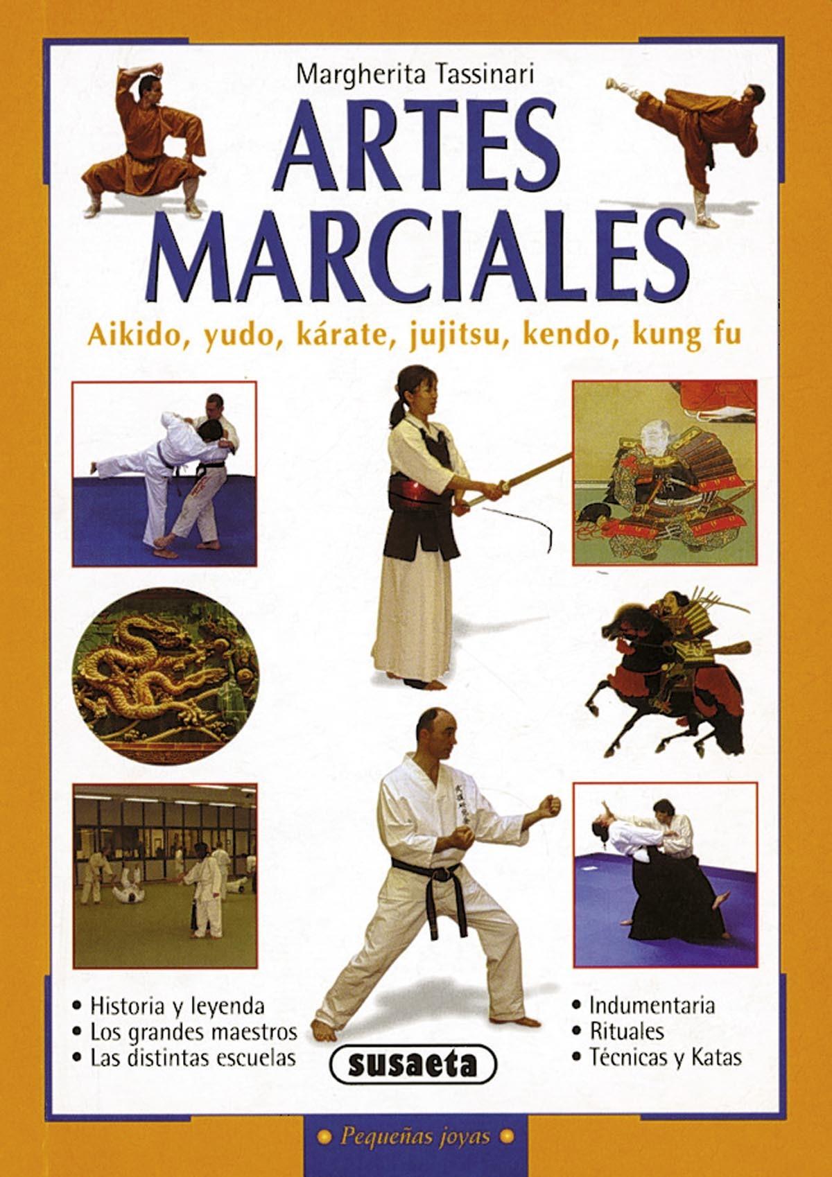 ARTES MARCIALES. AIKIDO, JUDO, KÁRATE, KENDO, KUNG FU