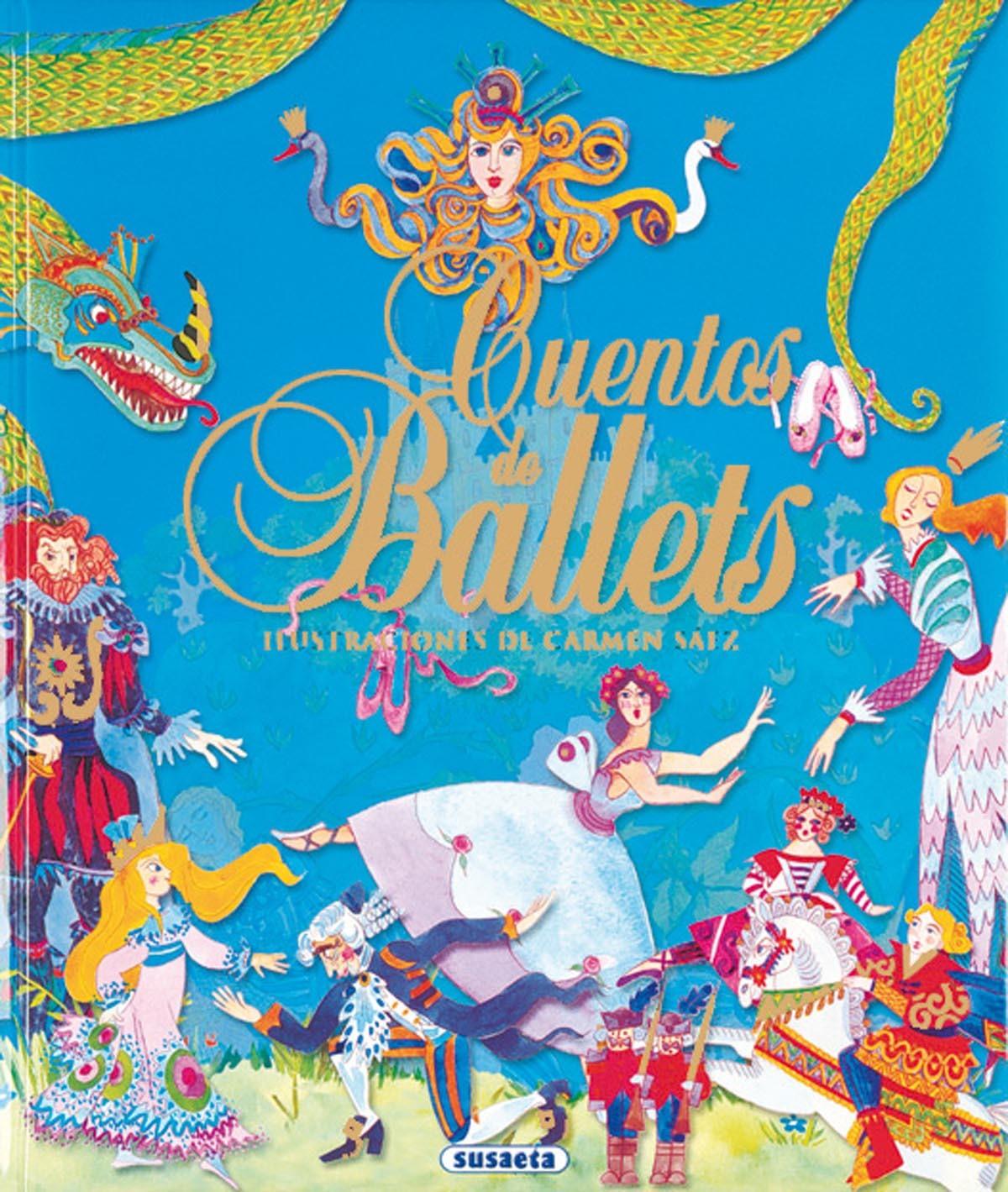 CUENTOS DE BALLET