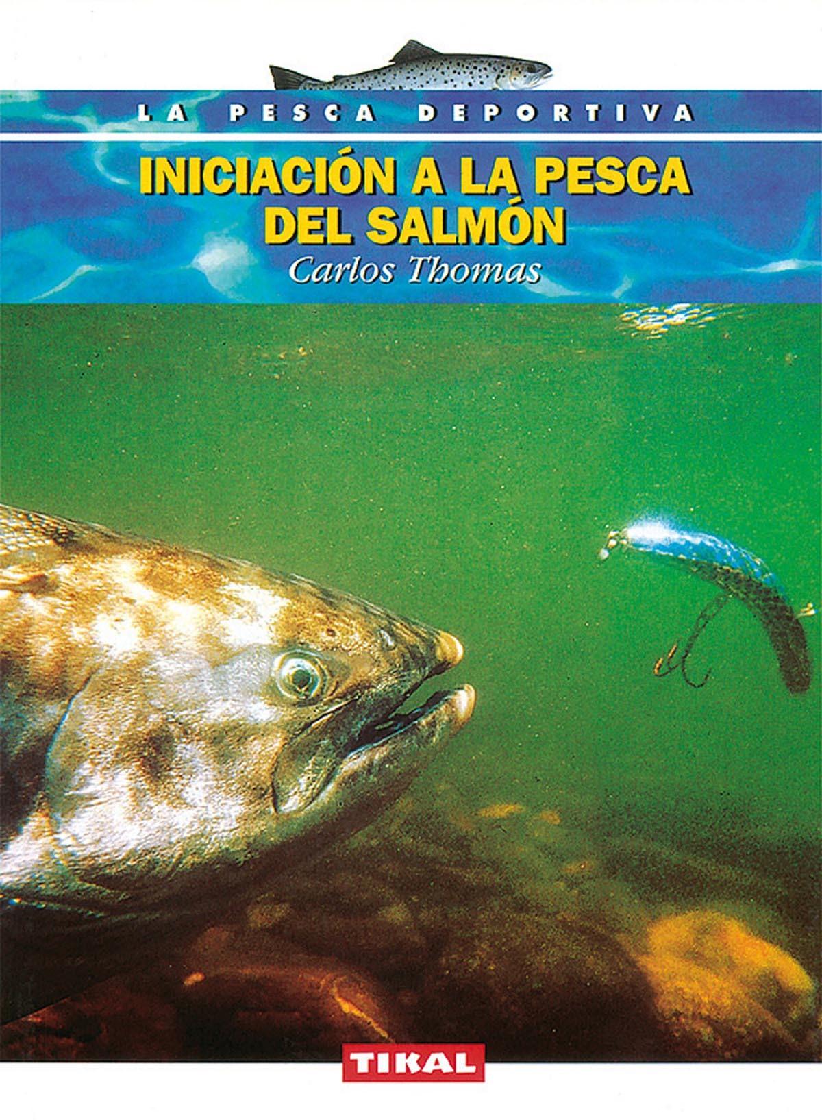 INICIACIÓN A LA PESCA DEL SALMÓN.  PESCA DEPORTIVA
