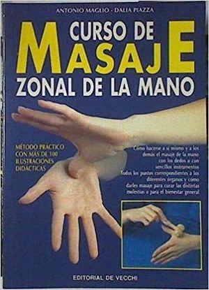 CURSO DE MASAJE ZONAL DE LA MANO