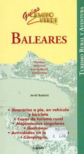 BALEARES. GUIAS CAMINO VERDE