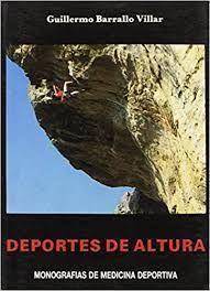 MONOGRAFIA DE MEDICINA DEPORTIVA DEPORTES DE ALTURA