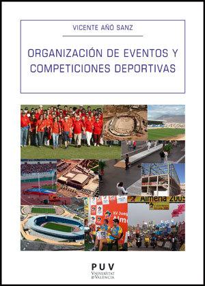 ORGANIZACION DE EVENTOS Y COMPETICIONES DEPORTIVAS