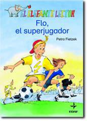 FLO, EL SUPERJUGADOR-EL ELEFANTE LECTOR