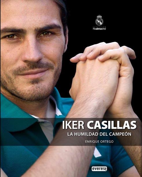 IKER CASILLAS, LA HUMILDAD DEL CAMPEÓN