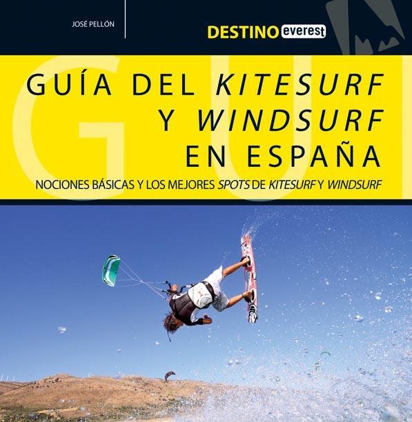 GUÍA DE KITESURF Y WINDSURF EN ESPAÑA