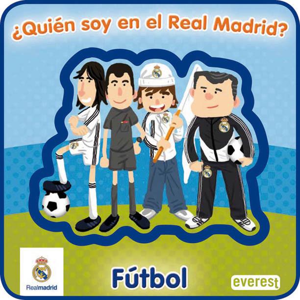 ¿QUIÉN SOY EN EL REAL MADRID? FÚTBOL