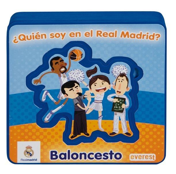 ¿QUIÉN SOY EN EL REAL MADRID? BALONCESTO