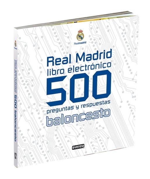 REAL MADRID BALONCESTO : 500 PREGUNTAS Y RESPUESTAS