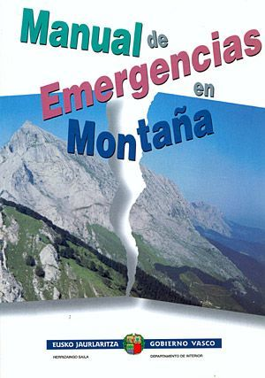 MANUAL DE EMERGENCIAS EN MONTAÑA